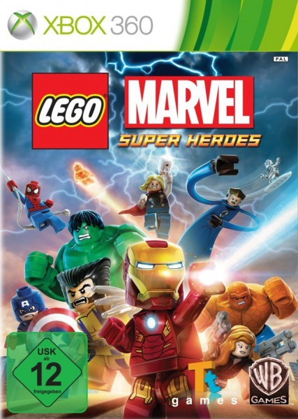 Lego marvel super heroes xbox 360 gamestore su интернет