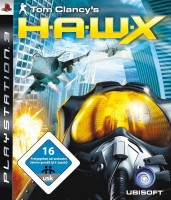 Tom Clancy's: H.A.W.X. (ps3)