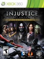 Injustice: Gods Among Us Ultimate Edition (Xbox360)