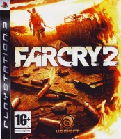 Far Cry 2 (PS3, русская версия)