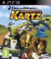 DreamWorks Super Star Kartz Racing (ps3)