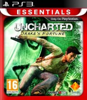 Uncharted: Drake's Fortune (PS3, английская версия)