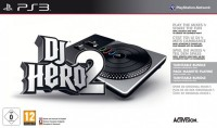 DJ Hero2 Turntable Bundle (+контроллер) (ps3)