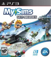 My Sims:Sky Heroes (ps3)