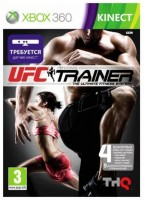 UFC Personal Trainer: The Ultimate Fitness (Xbox 360, английская версия)