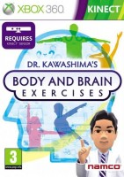 KINECT Body and Brain (xbox 360)