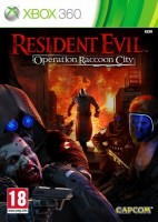 Resident Evil Operation Raccoon City (Xbox 360, русские субтитры)