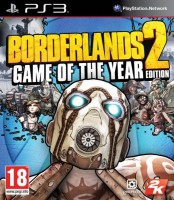 Borderlands 2 GOTY (PS3)