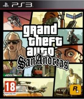 Grand Theft Auto: San Andreas (PS3, русские субтитры)