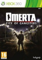 Omerta: City of Gangsters (xbox 360) RT