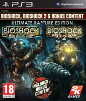 BioShock Ultimate RE (ps3)