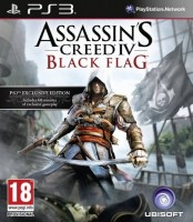Assassin's Creed 4 Черный флаг (PS3, русская версия)