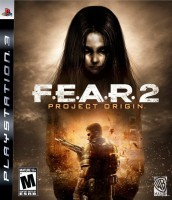 F.E.A.R. 2: Project Origin (ps3)