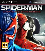 Spider Man: Shattered Dimension (ps3)