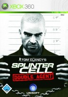Tom Clancys: SPLINTER CELL DOUBLEAGENT(xbox 360)