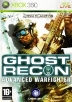 Tom Clancys: Ghost Recon Advanced Warfighter (xbox