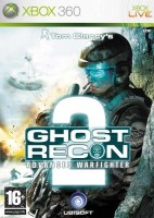 Tom Clancys: Ghost Recon Advanced Warfighter 2 (xbox 360)