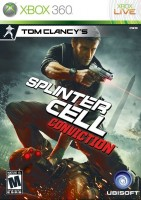 Tom Clancys: SPLINTER CELL CONVICTION (xbox 360) R