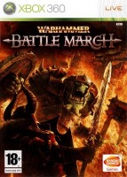 Warhammer Battle March (xbox 360)