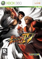 Street Fighter IV (xbox 360)