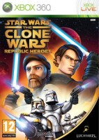Star Wars The Clone Wars: Republic Heroes (Xbox360)