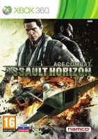Ace Combat. Assault Horizon (xbox 360) RT