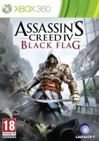 Assassin's Creed IV Black Flag / Черный флаг (Xbox 360, русская версия)