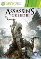 Assassin`s Creed 3 (Xbox 360, русская версия)