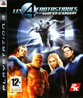 Fantastic 4: Rise of the Silver Surfer (ps3)