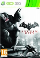 Batman Arkham City (xbox 360) RT