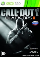Call of Duty: Black Ops II (Xbox 360, русская версия)