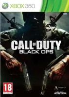 Call of Duty: Black Ops (Xbox 360, русская версия)