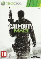 Call of Duty: Modern Warfare 3 (Xbox 360, русская версия)