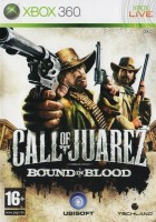 Call of Juarez 2: Bound in Blood (xbox 360) RF