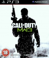 Call of Duty: Modern Warfare 3 (PS3, русская версия)