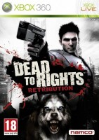 Dead to Rights: Retribution (xbox 360) RT