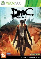 DmC Devil May Cry 2013 (xbox 360) RT