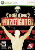 Don King Presents Prizefighter (xbox 360)