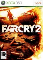Far Cry 2 (xbox 360) RT