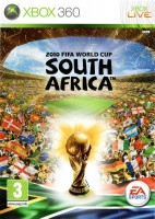 Fifa World Cup 2010 (xbox 360) RT