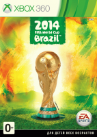 Fifa World Cup 2014 Brazil (xbox 360) RT
