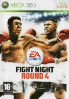 Fight Night Round 4 (xbox 360) RT