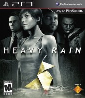 Heavy Rain (PSMove) (PS3, русская версия)