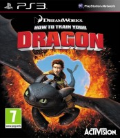 HOW TO TRAIN YOUR DRAGON (PS3) (АНГЛИЙСКАЯ ВЕРСИЯ)