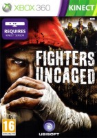 KINECT Fighters Uncaged (xbox 360)