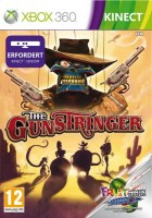 KINECT The Gunstringer (xbox 360)
