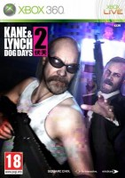 Kane & Lynch 2: Dog days (xbox 360) RT