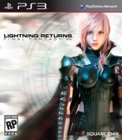 Lightning Returns: Final Fantasy XIII (PS3, английская версия)