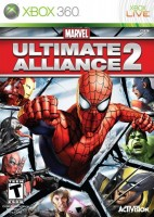 Marvel Ultimate Alliance 2 (xbox 360) RT