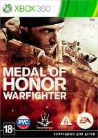 Medal of Honor: Warfighter (Xbox 360, русская версия)